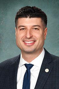 Senator Tom Barrett