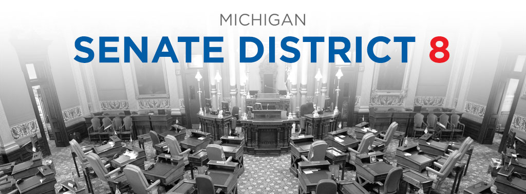 Michigan Senate District 8